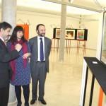"""El """"arte sin filtro"""", en una exposición de la Fundación Repsol en el Museo Municipal de Puertollano"""