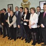 Ciudad Real: Echániz y Romero reclaman la «colaboración» de los médicos para aprovechar la «oportunidad única de construir una sanidad mejor»