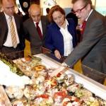 """Soriano: """"Nuestros alimentos de calidad son grandes embajadores de Castilla-La Mancha en todo el mundo"""""""