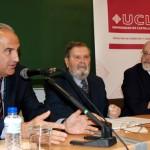 """El exmagistrado Jiménez Villarejo aconseja a los jóvenes """"independencia"""" en el ejercicio de la abogacía"""