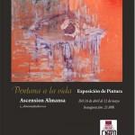 """Ciudad Real: La pintora Ascensión Almansa inaugura este martes su nueva exposición """"Ventana a la Vida"""""""