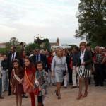 Villarta de San Juan inauguró las obras de restauración del puente romano sobre el río Gigüela