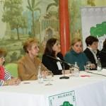 Rosa Romero inaugura la asamblea provincial y regional de Afammer en Ciudad Real