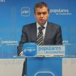 """Martín-Toledano asegura que serán los gobiernos del PP los que paguen las deudas a los ayuntamientos """"sin sectarismos"""""""