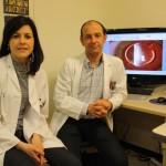 Los oftalmólogos del Mancha Centro reciben un premio de sus compañeros en la región