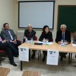 María Jesús Pelayo destaca la riqueza educativa y cultural que supone la sede de la UNED en Alcázar de San Juan