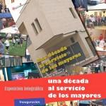 Argamasilla de Calatrava: La Concejalía de Bienestar Social conmemora con una retrospectiva fotográfica los diez años de andadura del Centro de Mayores