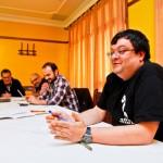 """Fernando del Amo Gómez, presidente de ATTAC-CLM: """"Jugar con las reglas que impone el casino implica perder, la banca siempre gana"""""""