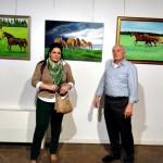 Tomelloso acoge una exposición de óleos de Leonardo Benasalvas