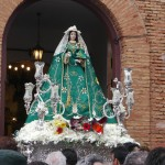 Cerca de 20.000 personas asistirán a la Romería de la Virgen del Monte de Bolaños este domingo
