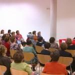 El Centro de la Mujer de Bolaños reúne a más de medio centenar de mujeres viudas en su primer encuentro local