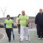 La III edición del Running Solidario 24 horas se celebrará los próximos días 13 y 14 de abril en la Vía Verde de Carrión de Calatrava