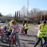 Concluye la primera edición de la Cicloaula, los talleres conducidos por APEDAL