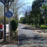 Ciudad Real ya cuenta con el nuevo tramo de carril bici Parque de Gasset-Vía Verde