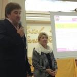 """La prestigiosa Elaine Gallagher trabajará toda la semana con alumnos y profesores de Liffey Group en Ciudad Real sobre la idea de """"Aprender un idioma para usarlo"""""""