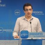 """El presidente de Nuevas Generaciones de Ciudad Real acusa al PSOE de """"alinearse con principios inconstitucionales"""""""