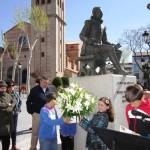Campo de Criptana y El Quijote más unidos que nunca en la conmemoración del Día del Libro