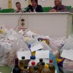 Los alimentos recogidos en el Fin de Semana Solidario ayudarán a más de 30 familias de Daimiel