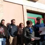 """Daimiel: El Frente Cívico hace un llamamiento """"a favor del trabajo digno y de calidad"""" en la previa del 1 de mayo"""