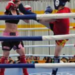 400 asistentes en la velada de Kick Boxing de Daimiel