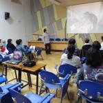 El Grupo de Apoyo a la Lactancia de Daimiel centra su última charla en el papel de los padres durante el periodo de lactancia natural