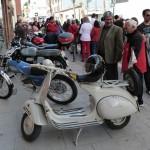 La XV Concentración Nacional de Motos Clásicas de Daimiel reúne a 120 participantes