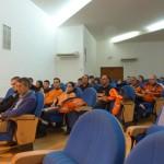 Daimiel acoge el curso básico de Voluntarios de Protección Civil