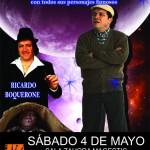 """Paco Collado """"El Aberroncho"""" en Zahora Magestic"""