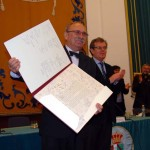 La UCLM homenajea al profesor Isidro Sánchez tras 30 años de compromiso con la institución