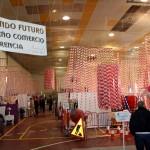 """La 2ª Feria Comarcal del Estocaje y Oportunidades de Herencia se inauguró para """"construir el futuro con el pequeño comercio"""""""