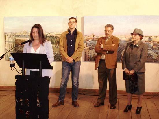 inauguración exposición Juan Fernández 01