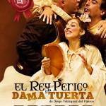 """La comedia burlesca """"El rey Perico y la dama tuerta"""" llega a Puertollano"""