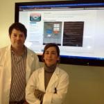 Mancha Centro crea una 'app' que permite calcular en quirófano la lente que necesita el paciente