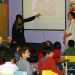 Los escolares de Manzanares adquieren valores interculturales y de solidaridad a través de diferentes talleres