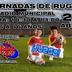 Jornadas de Rugby en Miguelturra a cargo de Arlequines