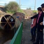 """Caballero exige a Fomento """"soluciones inmediatas y definitivas"""" al puente apuntalado de Puebla de Don Rodrigo y que se agilice la reconstrucción de los puentes hundidos en Fuencaliente"""
