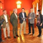 El colegio José Antonio de Tomelloso recibe estos días a sus socios europeos del programa Comenius