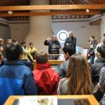 Tomelloso: Positivo balance de la exposición de flores silvestres de Ángel Bernao