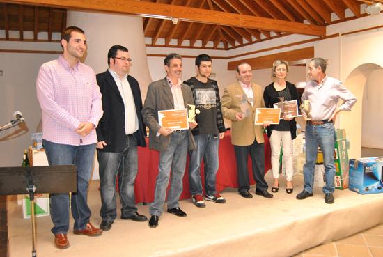 Tomelloso finaliza el i concurso comarcal de tapas con la entrega de premios a los ganadores - Casa justo tomelloso ...