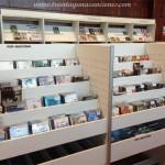El Stand '31Canciones' de la Biblioteca Pública de Ciudad Real cumple un año