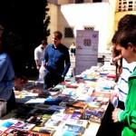 La UCLM acoge la III Feria del Libro Solidario