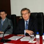 El rector presenta el balance de gestión en su primer año al frente de la UCLM
