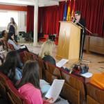 Valdepeñas: Los jóvenes protagonizan la lectura del Quijote con motivo del Día del Libro