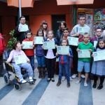 El IV Certamen escolar de arte Gregorio Prieto recibe casi trescientos trabajos
