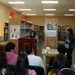 Villarrubia se sumó a la lectura continuada de El Quijote