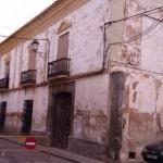 Piden a Diputación, Junta y Ayuntamiento de Infantes que eviten el derrumbe de una casa solariega del siglo XVIII