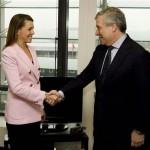 Cospedal anuncia que la Comisión Europea presentará en Toledo el Programa de Competitividad de PYMES
