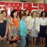 Lola Merino, reelegida por unanimidad presidenta de AMFAR Ciudad Real