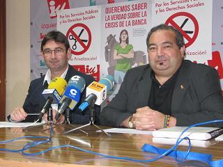 Daniel Martínez y Miguel Ramírez