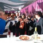 Alcázar de San Juan: Ortega inaugura una Feria de los Sabores «más abierta y participativa»